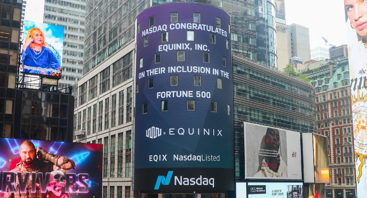 Компанията Equinix бе определена като лидер в проучването на IDC MarketScape
