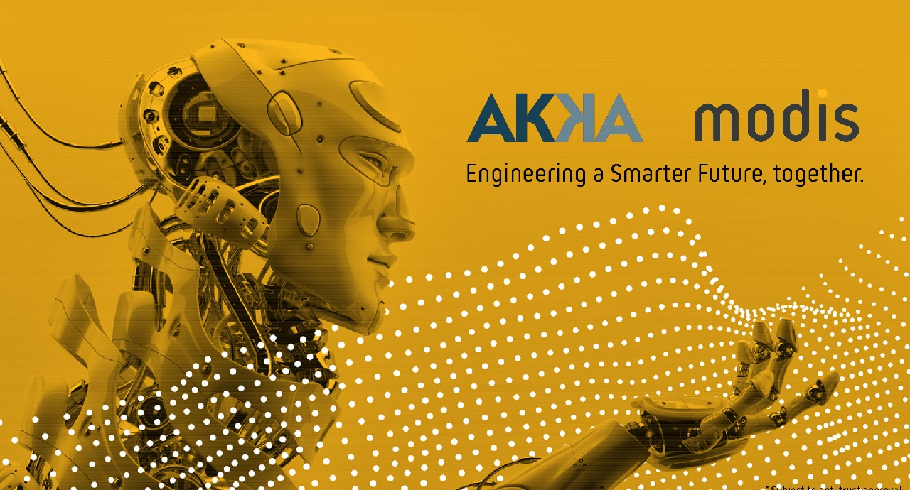 Modis и AKKA Technologies обединяват бизнесите си