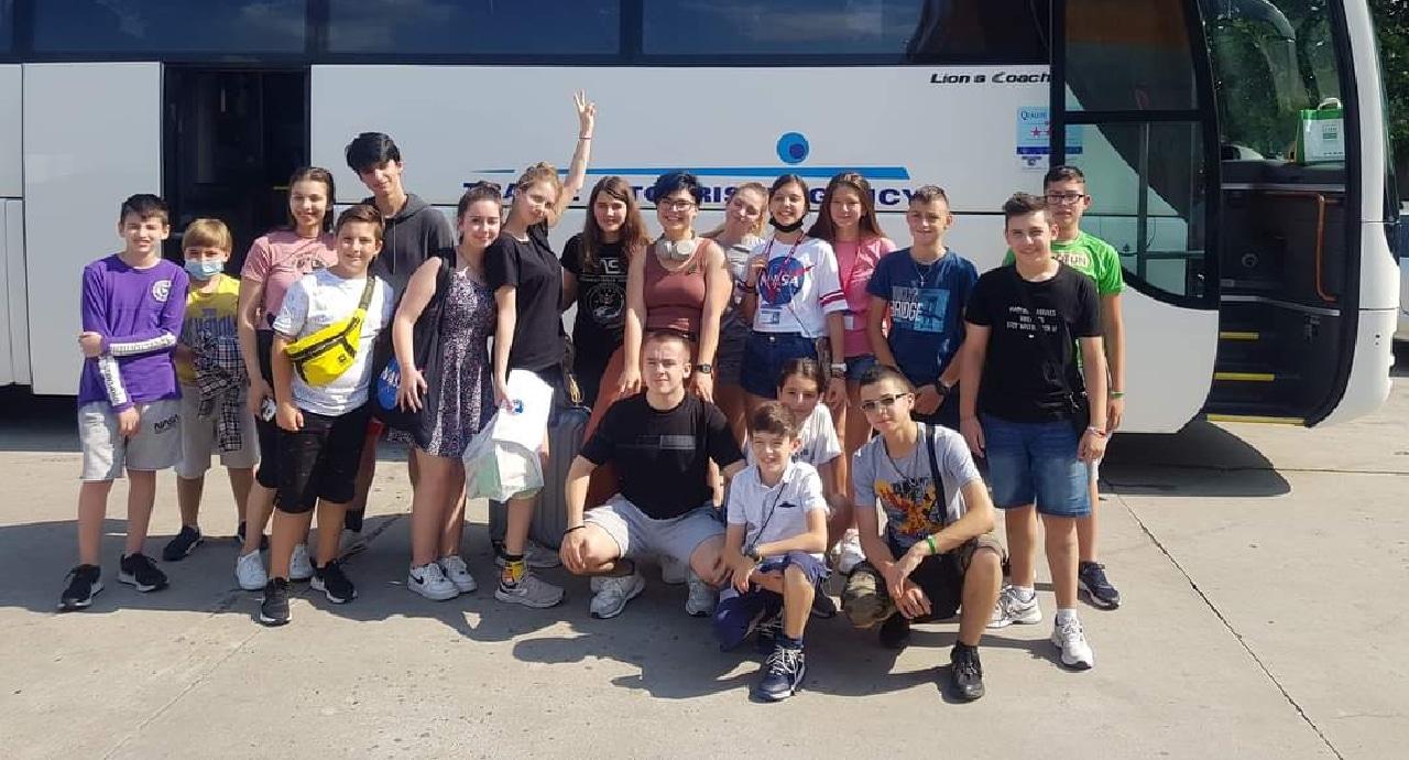 Български ученици с отличия в областта на космическите науки на Space Camp Turkey