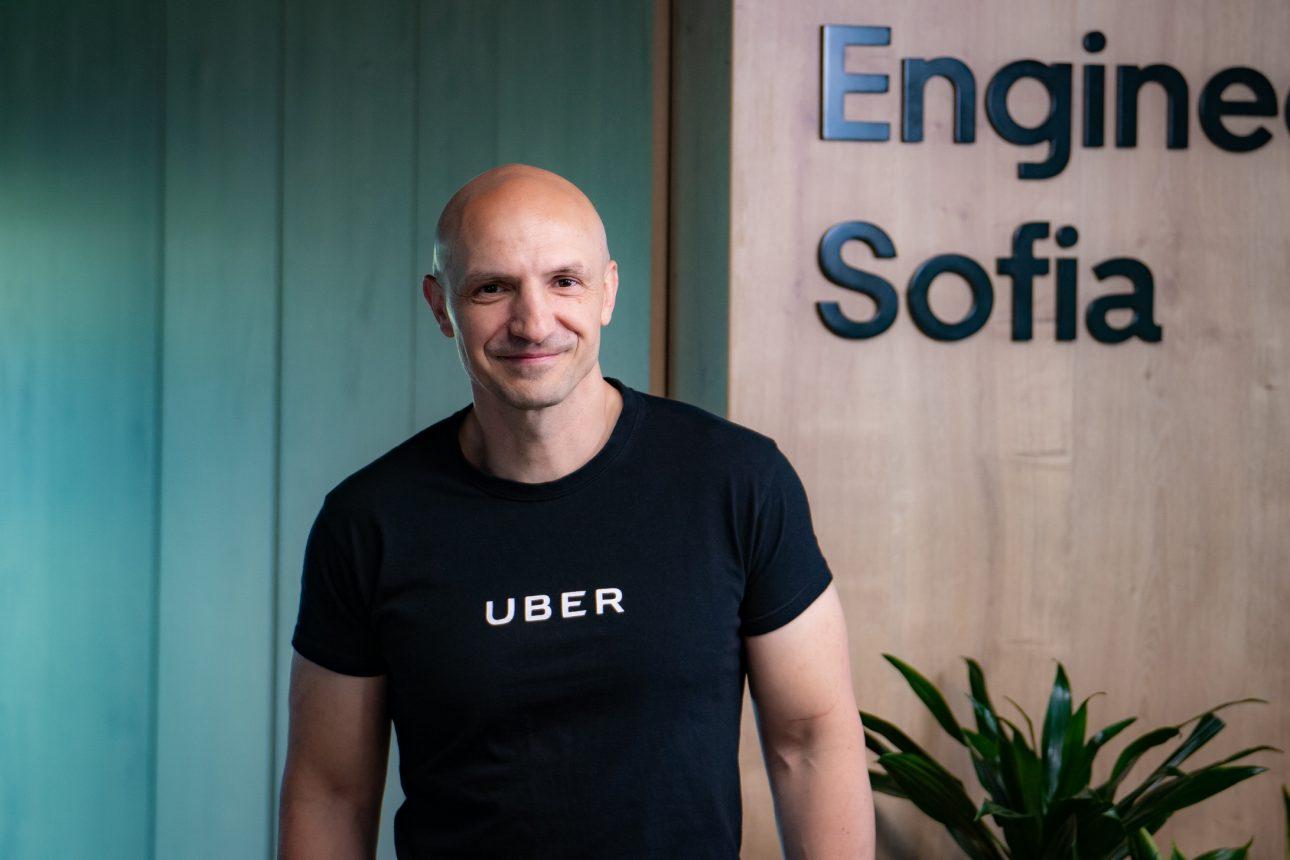 Иван Атанасов поема управлението на инженерния офис на Uber в България