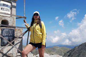 Амбициозен пътешественик, отдаден на здравословния начин на живот