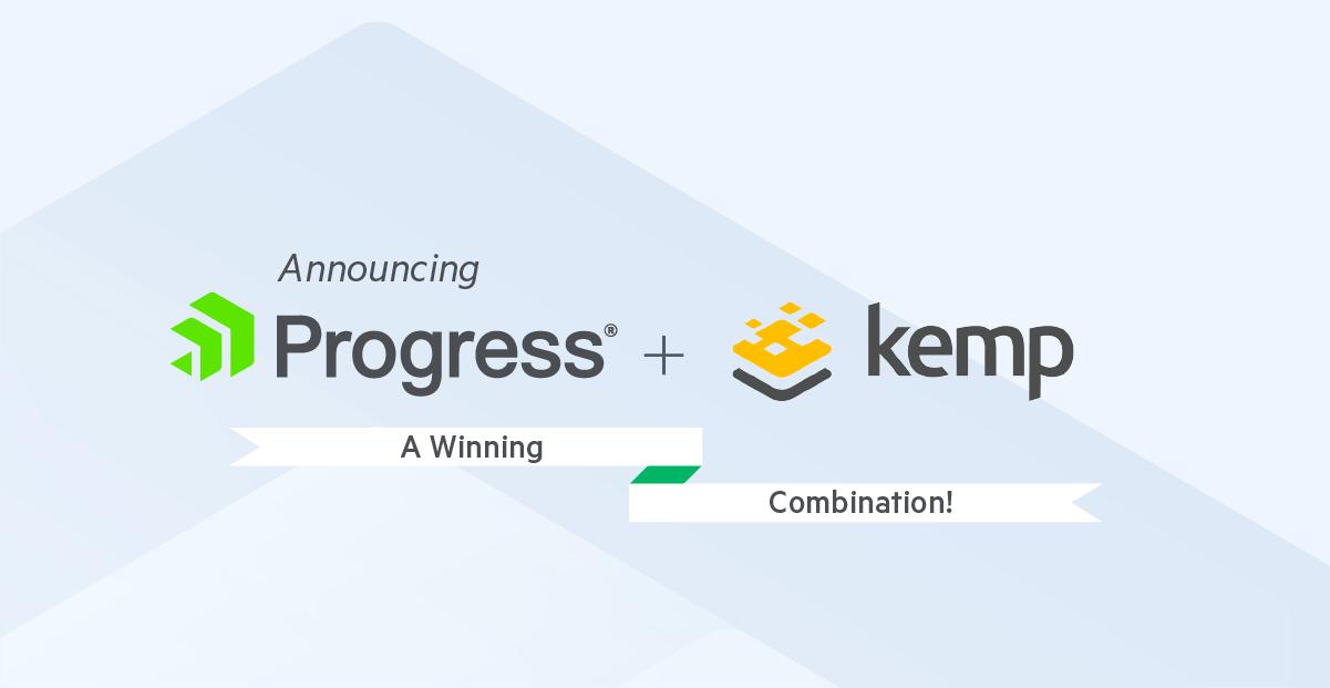 Progress обогатява портфолио си с придобиването на Kemp
