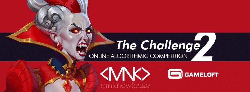 Старт на второто издание на aлгоритмичния турнир The Challenge