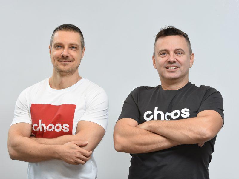 Българската Компания Chaos Получава Технологична Награда Emmy